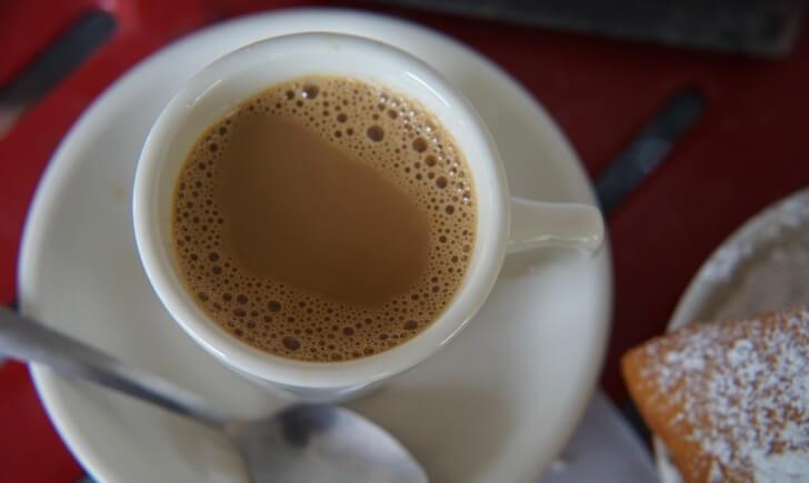 大手コーヒーチェーン3店のカフェオレ