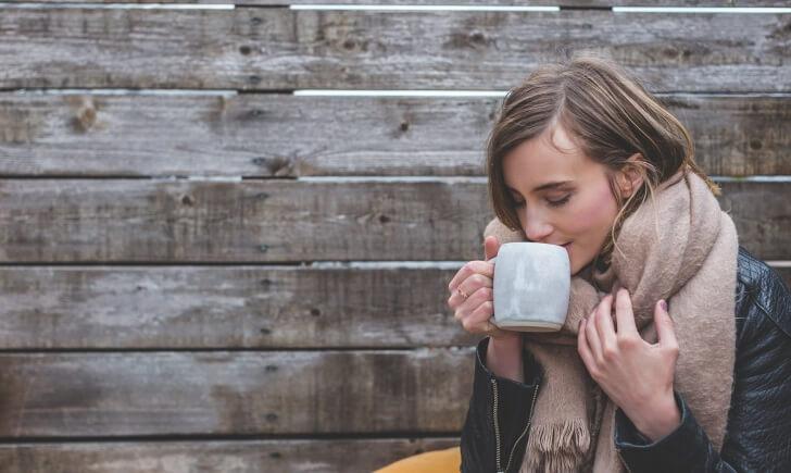コーヒーは淹れる温度で味が変化する!