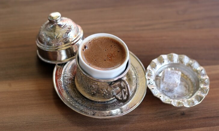 歴史が古いトルココーヒー