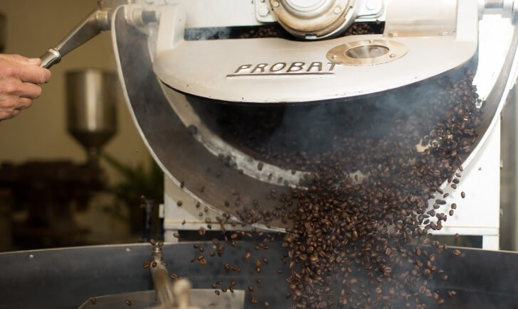 コーヒー豆の焙煎具合で温度も変えるのがおすすめ