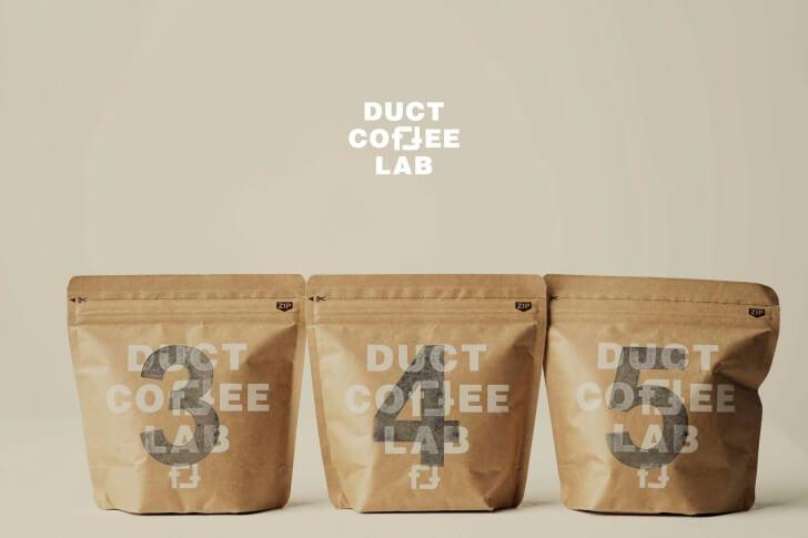 DUCT COFFEE LAB シングルオリジン