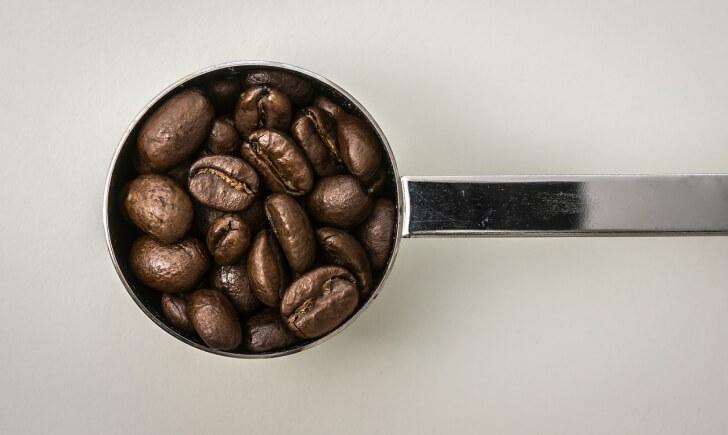 コーヒー 豆 分量