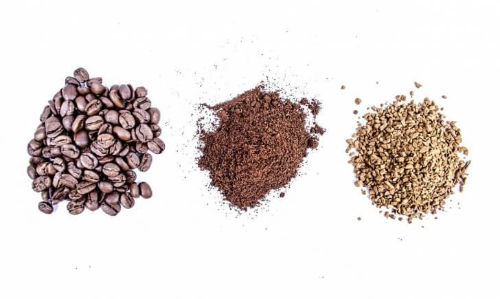 インスタントコーヒーとドリップコーヒーの特徴を知ろう