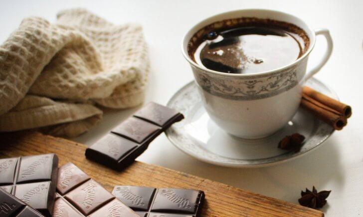 コーヒーとチョコレートには嬉しい効果が!