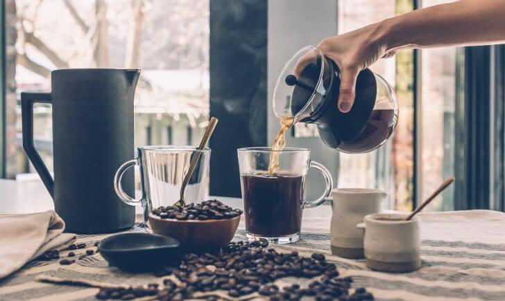 コーヒー豆の挽き方にこだわって美味しいコーヒーを飲もう!