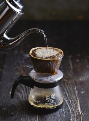 ドリップコーヒーとの違い