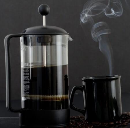 フレンチプレスで挽くコーヒー豆は新鮮なものがおすすめ!