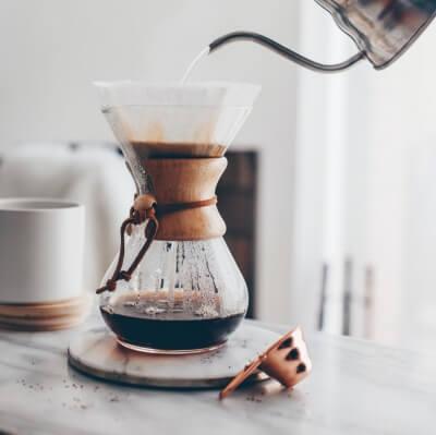 ケメックスで上質なコーヒータイムを過ごそう