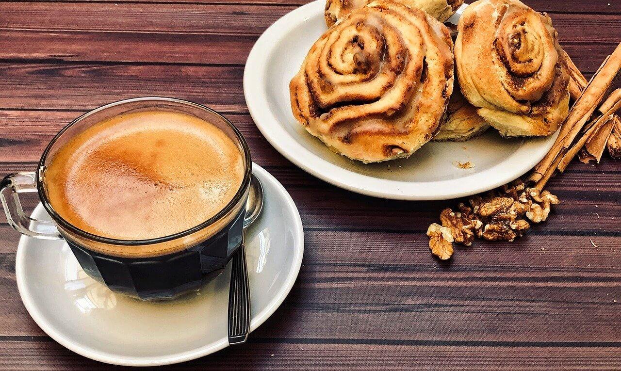 コーヒーに合うシナモンロールは通販で買える!