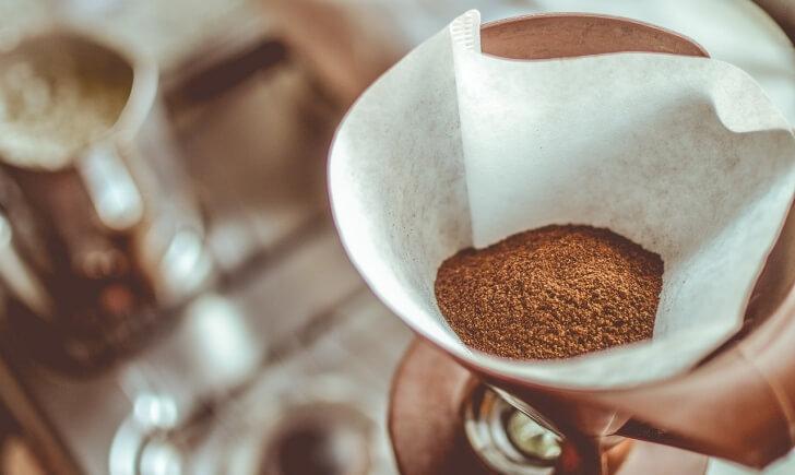 ドリップコーヒーの定番!ペーパーフィルターとは?