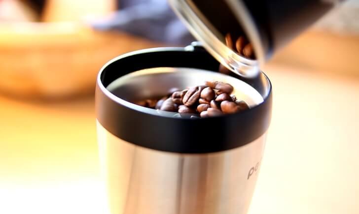 コーヒーミルってなに?